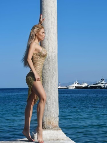 Escort Girl Paola in Mykonos - Photo: 5