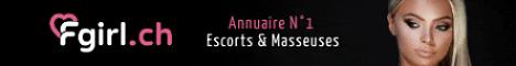 Fgirl - The No. 1 erotic directory in Switzerland - Escort & Masseuse