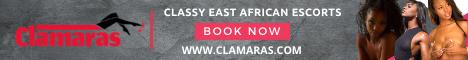 Clamaras | Classy Kenyan Escorts & Call Girls | Erotic Services